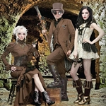 Steampunk and Gothic Clothing