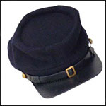 Civil War Union Hats and Caps