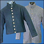 Civil War Uniforms and Clothing