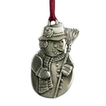 Snowman Christmas Ornament 119.0328