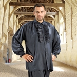 Medieval Dress Shirt Plus Size