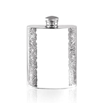 Celtic Pewter Flask 6 Ounces