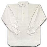 Civil War Pleated Front Dress Shirt