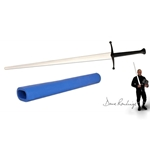Synthetic Longsword Grip-Blue 29-PR3013