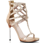 Chic Cage Sandal