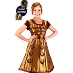 Doctor Who Dalek Costume Dress S/M