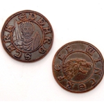 Copper Half Groat of Eddard Stark 417-ST-EDD-03
