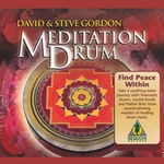 Meditation Drum by David & Steve Gordon CD 45-UMEDDRU