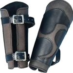 Celtic Triskel Leather Arm Bracers 65-601003