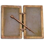 Roman Writing Tablet With Bronze Tool AH-3989