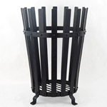 Roman Camp Fire Grate,Camp Fire Grate,Roman Camp Warmer,Fire Grate,Wrought iron Fire Grate,Camp Warmer