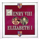 Henry VIII and Elizabeth I Deluxe Coin Set HECP