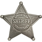 Sheriff Lincoln County Badge