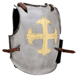 Knight Breast Plate and Back Plate